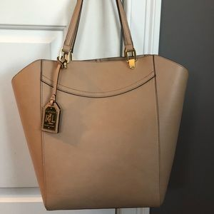 Ralph Lauren Lexington - large tote